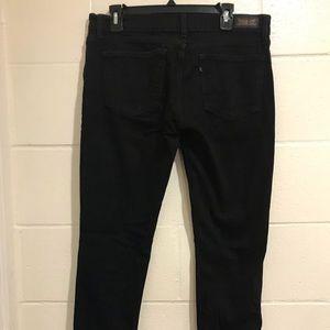 Size 13 black Super low Levi's